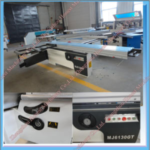 High Quality Automatic Sliding Table Saw Machine pictures & photos