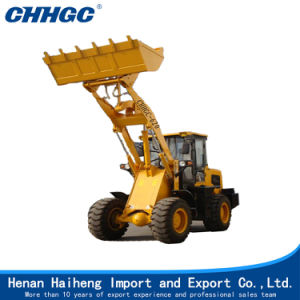 CE Approved 0.8m3 Bucket Capacity Front Loader pictures & photos