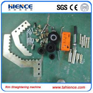 Car Rim Repair Straightening Machine with Lathe Function pictures & photos