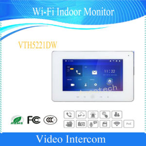 Dahua Wi-Fi Indoor Monitor Security System (VTH5221DW) pictures & photos