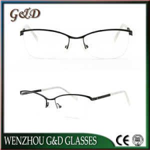 New Design Frames Eyewear Eyegalss Optical Metal Frame Tb3770 pictures & photos