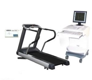 Ce Approved Treadmill Stress ECG Test System pictures & photos