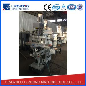 High Speed Milling and Drilling Machine (Mill Drill ZX7550ZW) pictures & photos