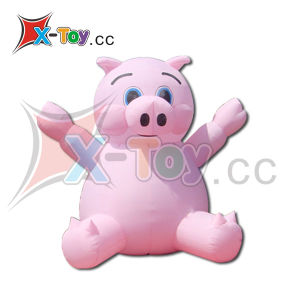 Inflatable Pig