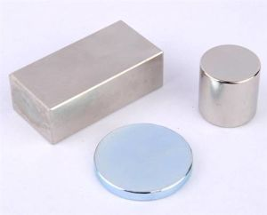 Customized High-Performance NdFeB Permanent Magnet