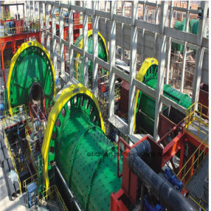 Large Size Mineral Processing Wet Ball Mill pictures & photos