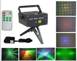 DJ Stage Light with MP3 Player and Remote Controller (XL-SL-104)