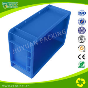 Blue Plastic Injection Moulding Storage Container pictures & photos