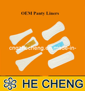 155mm OEM Disposable Panty Liner pictures & photos