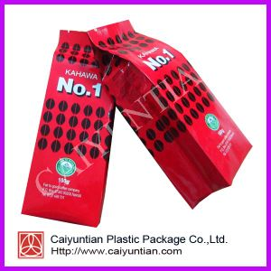 Stand up Plastic Seed Bags with Custom Printed/Coffee Bag