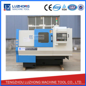 High End Horizontal Cheap Automatic CNC Lathe (SCK420) pictures & photos