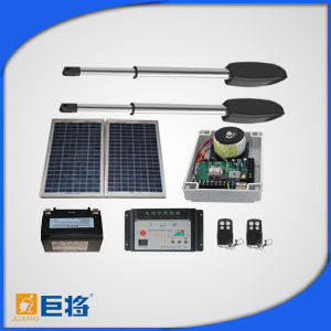 Solar Panel Swing Gate Motor pictures & photos