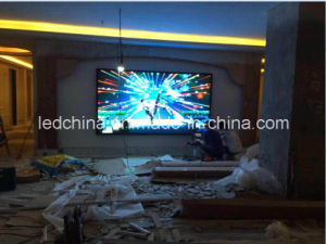 P4 Indoor High Resolution SMD LED Screen pictures & photos