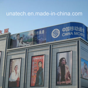 Outdoor Advertising Curved Arc Aluminium Frame Sticker Tri-Vision Billboard pictures & photos