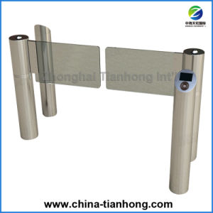 Access Control Extra Width Excellent Quality Swing Barrier Gate pictures & photos