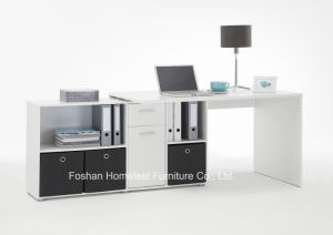 White Modern Home Office Study Desk pictures & photos