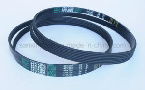 Rubber Auto Fan Poly V Belt pictures & photos