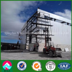 Steel Structure Workshop in Algeria (XGZ-A030) pictures & photos