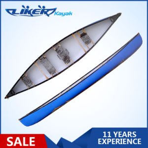 LLDPE Hull Four Seat Canoe (ca02c) pictures & photos