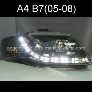 A4 LED Head Lamp for Audi 2005-2008 Year