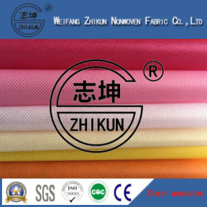 Spunbond Non Woven Fabric for Different Color Shopping Bags pictures & photos