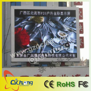P20 Outdoor LED Billboard (P20) pictures & photos