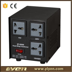 Yiy 110V to 220V Step up Transformer pictures & photos