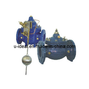 Floater Type Water Level Ball Valve pictures & photos