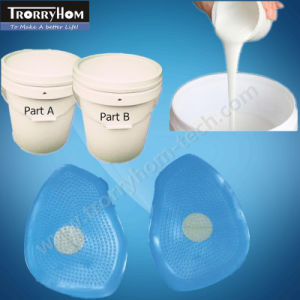 RTV Silicone Rubber for Moldmaking Shoe Pads Insole pictures & photos