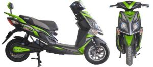 China Powerful E-Scooter 60V 20ah Electric Scooter pictures & photos