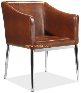 (SD-1022) Modern Home Restaurant Dining Furniture Chromed Steel Dining Chair pictures & photos