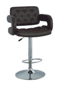 (SX-166) Commercial Furniture PU Leather Bar Chair