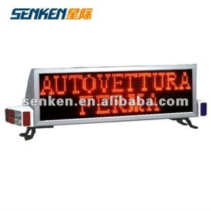 12V LED Screen Warning Lightbar pictures & photos