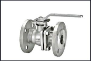 Flanged Cast Floating Ball Valve (CF8)