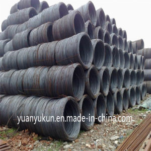 Q235/Q195 Mild Coil High Tensile Iron Wire for Making Nail/Construction pictures & photos