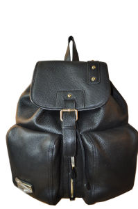Fashion Ladies′ Leather Backpack Bs13452