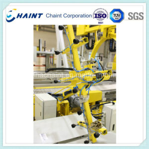 Non Woven Fabric Roll Handling and Wrapping System pictures & photos