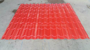 China Supply PPGI Glazed Tile Roll Forming Machine with Ce Certification pictures & photos