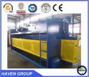 WE67K-160X3200 CNC Stainless Steel Press Brake with Good quality pictures & photos