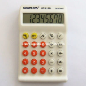 8 Digits Colorful Calculator, Nice Outlooking Calculator (KT-212S)