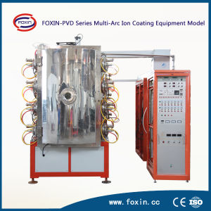 Cookware Flatware Gold Small PVD Plating Coating Machine pictures & photos