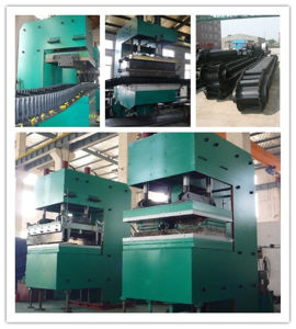 China Manufacture Sidewall Conveyer Belt Vulcanizing Press/Rubber Machine pictures & photos