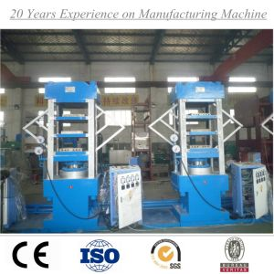 Hydraulic Press Rubber Vulcanizing EVA Foam Sheet Making Machine pictures & photos