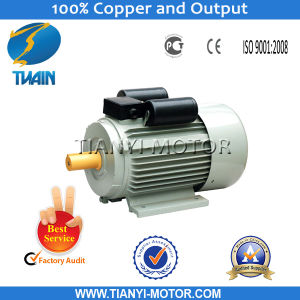 China Yc80a 2 0 5hp High Torque Low Rpm Electric Motor