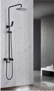 Shower Mixer Mixer Tap Water Faucet Shower Set Bathroom Faucet Shower Basin Mixer pictures & photos