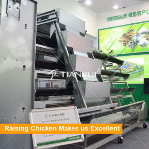 A Type Layer Chicken Cage Used Automatic Chicken Poultry Breeding Equipment pictures & photos