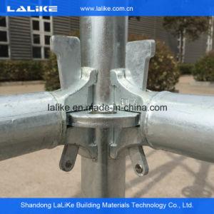 Qsround Universal Costruction Galvanized Steel Scaffold Ringlock Scaffolding