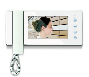 Handset 7 Inch Video Doorphone pictures & photos