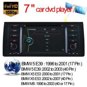 Car GPS for BMW M5 DVB-T Receiver DVD Navigatior pictures & photos