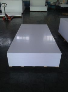 Hard Surface Crust PVC Foam Board for Kitchen Cabinets pictures & photos